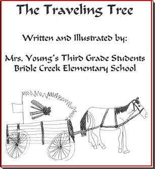 Traveling Tree Book Cover and link to pdf file